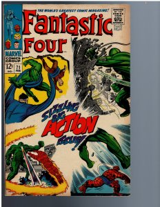 Fantastic Four #71 (1968)