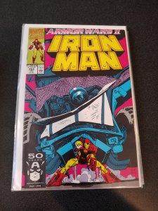 Iron Man #264 (1991)