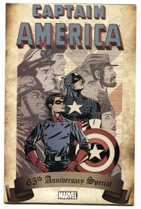 Captain America 65th Anniversary Special #1-comic book-2006-Marvel