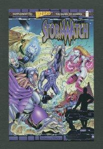 Stormwatch Ashcan #23.5 (Wizard Mag Supplement) NM / 1995