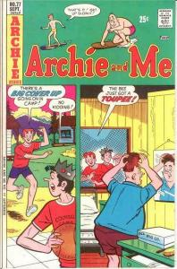 ARCHIE & ME (1964-1987)77 VF-NM   Sept. 1975 COMICS BOOK