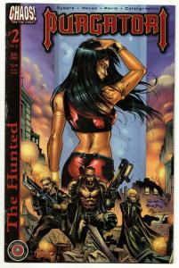 Purgatori: The Hunted #2 (Chaos, 2001) FN