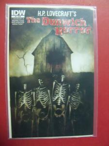 THE DUNWICH HORROR #2    (9.0 to 9.4 or better)  IDW