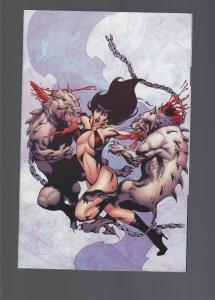 Vampirella #15 (2021) FOC Variant
