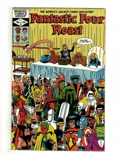 10 Fantastic Four Marvel Comics Roast 1 Unlimited 1 2 3 4 Unplugged 1 2 + RB3