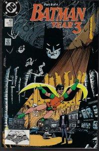 Batman #437 (DC, 1989) NM