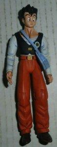 Gohan Great SayaMan Saga Dragon Ball Z Action Figure 2002 Irwin
