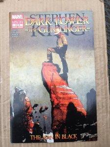 Dark Tower: The Gunslinger - The Man in Black #2 (2012)