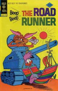 Beep Beep, The Road Runner (Gold Key) #62 VF/NM; Gold Key   save on shipping - d