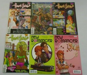 modern & vintage Romance comics lot 11 different issues
