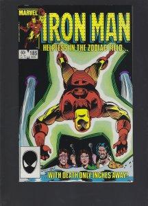 Iron Man #185 (1984)