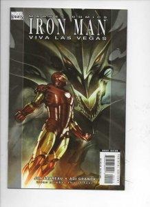 IRON MAN VIVA LAS VEGAS #2, NM, Marvel, Tony Stark, 2008, more Ironman in store