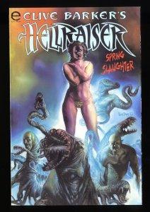 Clive Barker's Hellraiser Spring Slaughter #1 VF 8.0