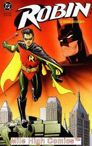 ROBIN: A HERO REBORN TPB (1991 Series) #1 Very Good