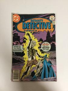 Detective Comics 469 Vg/Fn Very Good/Fine 5.0 First Appearance Of Dr. Phosphorus