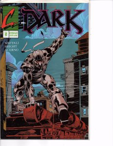 Continum Comics (1992) The Dark #3 & 4 George Perez