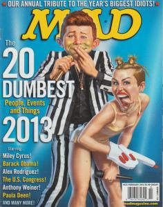 MAD MAGAZINE #525 - HUMOR COMIC MAGAZINE