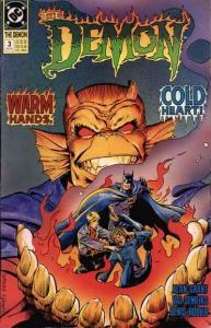 Demon (1990 series) #3, NM + (Stock photo)