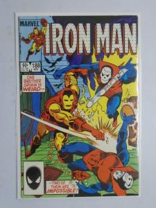 Iron Man (1st Series) #188, Direct Edition 6.0 (1984)