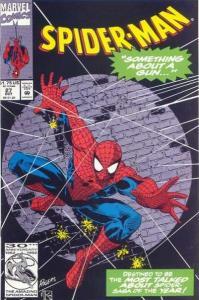 Spider-Man (1990 series) #27, NM (Stock photo)