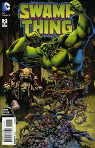 Swamp Thing (6th Series) #2 VF/NM; DC   save on shipping - details inside