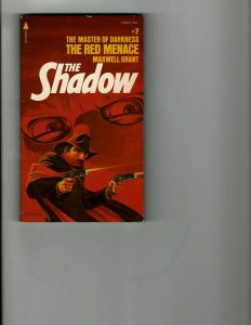 3 Books The Shadow Hoodlums New York Invasion of the Body Snatchers JK27