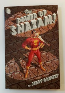 THE POWER OF SHAZAM! HARD COVER GRAPHIC NOVEL FIRST PRINT DC COMICS NM