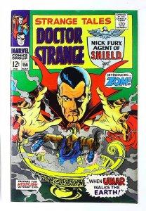 Strange Tales (1951 series) #156, VF- (Actual scan)
