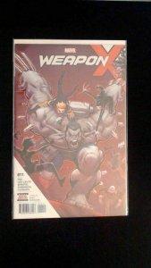Weapon X (2007,Marvel) Hulk  unopened and UNRead Grade NM