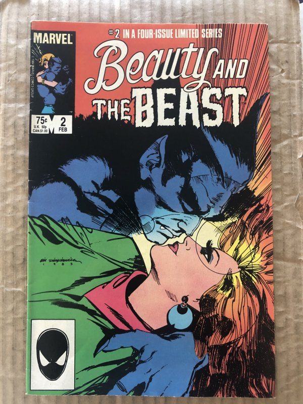 Beauty and the Beast #2 (1985)