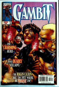 Gambit  #3 (1999)