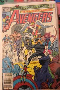 Avengers 211  VF