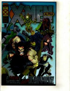 11 Marvel Comics X-Men Alpha + Brood 1 2 Cyclops 1 2 3 4 Terminators 1 2 3 4 EK4