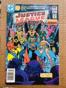 Justice League of America #197 (1981)