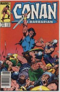 Conan The Barbarian #171