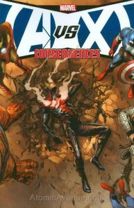 AvX: Consequences TPB #1 VF/NM; Marvel | save on shipping - details inside