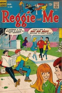 Reggie and Me #28 VG; Archie | low grade comic - save on shipping - details insi