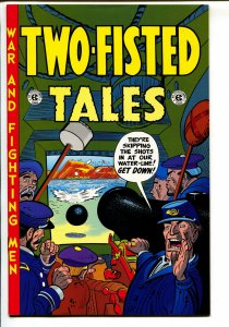 Two-Fisted Tales-#14-1996-Gemstone-EC reprint