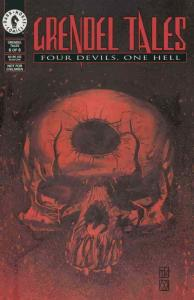 Grendel Tales: Four Devils, One Hell #6 VF/NM; Dark Horse | save on shipping - d