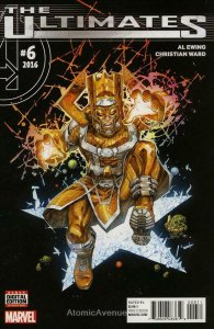 Ultimates, The (3rd Series) #6 FN; Marvel | save on shipping - details inside