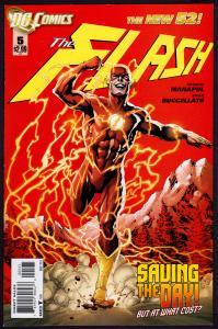 Flash #5 (New 52)   9.4 NM