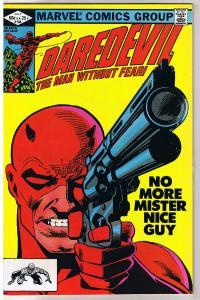 DAREDEVIL #184, NM-, DD vs Punisher, Guns, Shot, Frank Miller, more in store