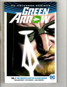 Green Arrow Vol # 1 Death Of Oliver Queen DC Comics TPB Graphic Novel Comic J325