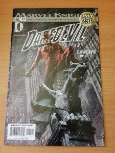 Daredevil #41 (421) ~ NEAR MINT NM ~ 2003 MARVEL COMICS