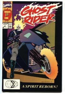 GHOST RIDER VOL 2 #1 1990-First issue Marvel NM-