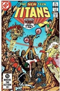 New Teen Titans #28  (1980)  NM