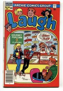 Laugh #380 1983 Cheryl Blossom appearance Archie comic
