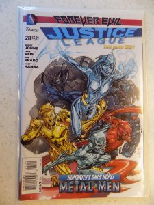 NEW FIFTY TWO JUSTICE LEAGUE # 28