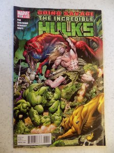 INCREDIBLE HULKS # 623
