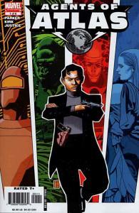 Agents of Atlas #1 FN; Marvel | save on shipping - details inside
